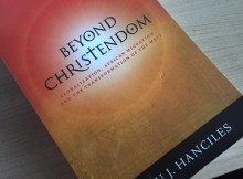 Books I Have Read: Beyond Christendom
