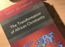 Books I Have Read: The Transformation of African Christianity