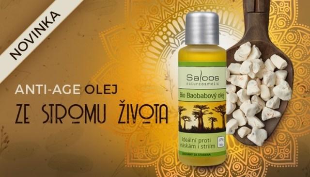 Baobabový olej