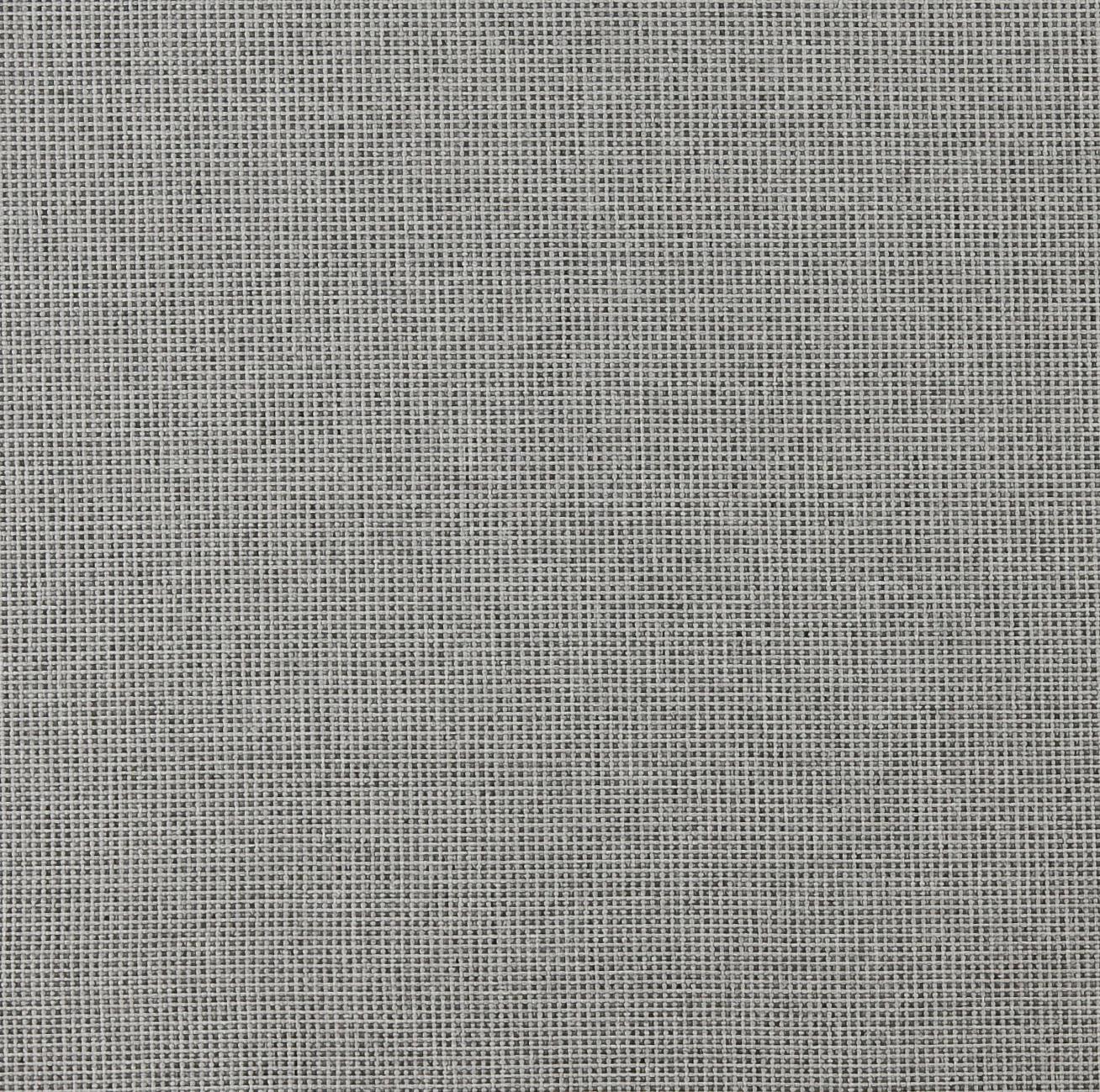Platinum Grey Checkered Weave Tweed Upholstery Fabric