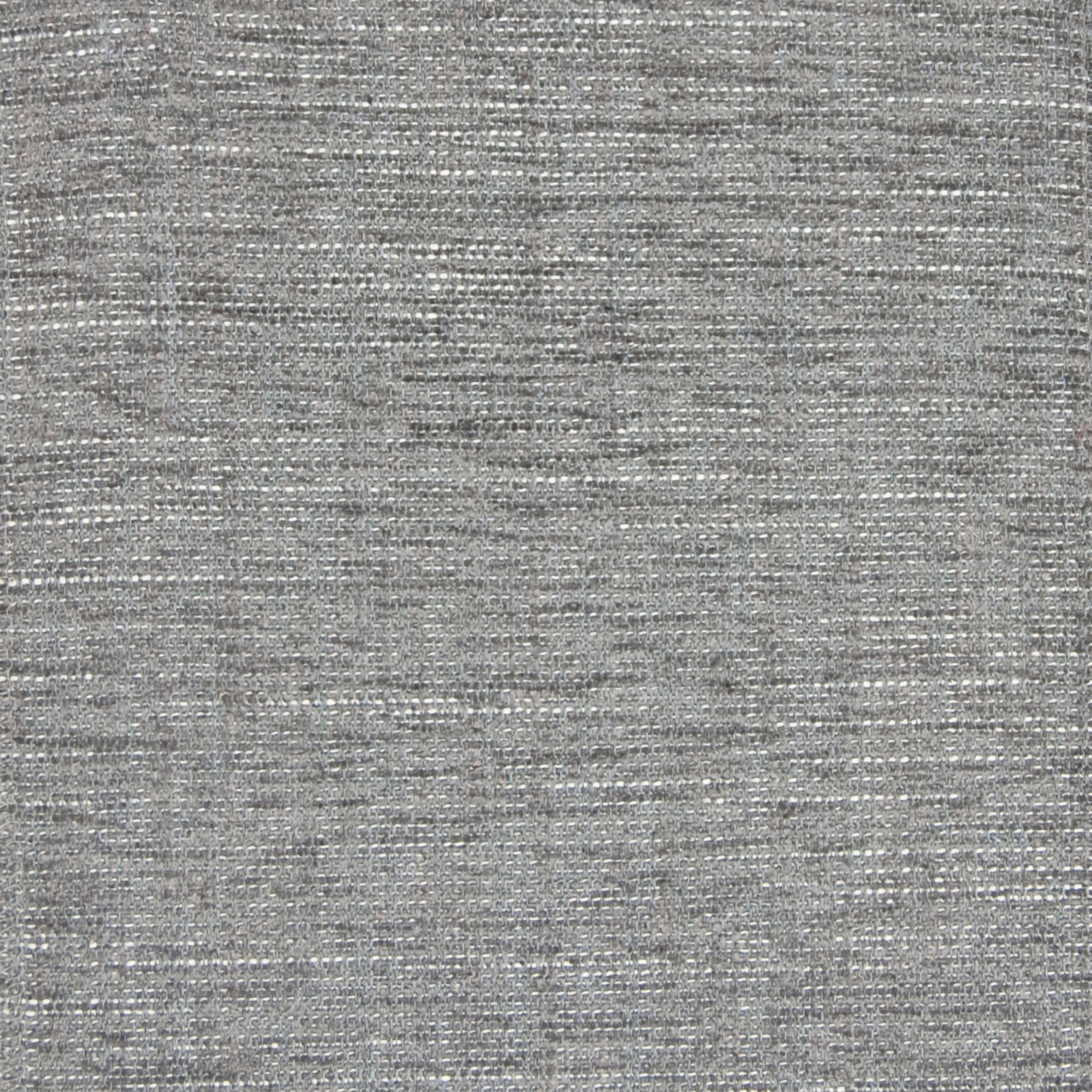 Pewter Gray Solid Chenille Upholstery Fabric