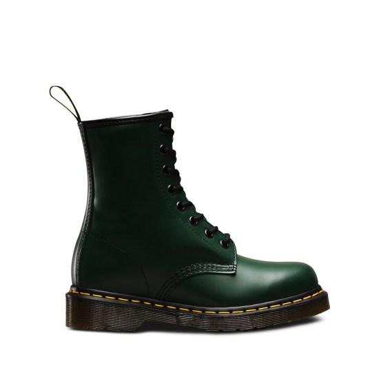 dr. martens 1460 green
