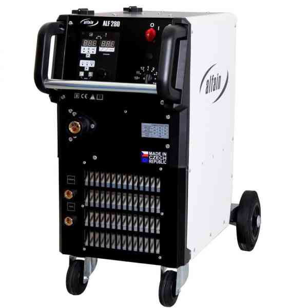 ALF 320 / 400 MAJOR/SYNERGY - 4/44 COMPACT AXE svařovací stroj od Alfa-in