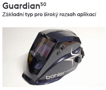 Böhler Guardian50_Svářečské-helmy - foto 2