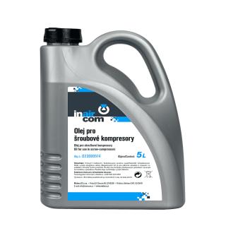 Minerání olej pro šroubové kompresory - 5 litrů balení