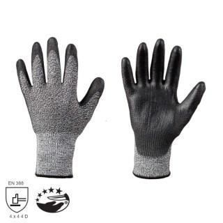 AKRON ochranné protiřezné povrstvené pracovní rukavice - foto 1