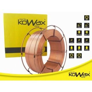 Svařovací drát Kowax G3Si1 0.6mm 5kg