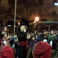 Ο Φανός Αλώνια στην κεντρική πλατεία της Κοζάνης! Δείτε το βίντεο