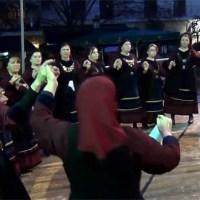 Ο Σύλλογος Μικροβαλτινών στην Κοζανίτικη Αποκριά 2014! Δείτε το χορευτικό τους