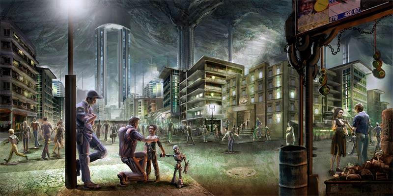 İnsanlık, eğer başarabilirse; yeraltı şehirlerinde milyonlarca, belki milyarlarca yıl hayatta kalabilir. Ancak, bunu başarmak kolay değil.