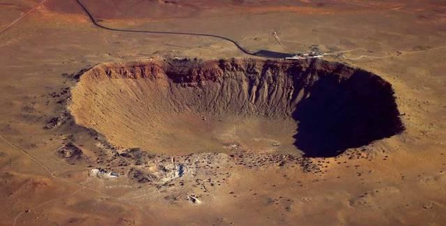Barringer Krateri
