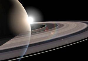 Satürn'ün Detaylı Halka Yapısı