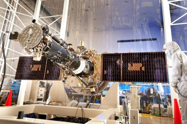Dönüş dalgalarını gözlemleyen IRIS uydusu