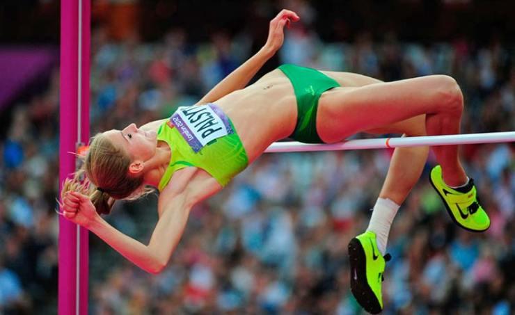 1 mm daha yükseğe sıçramanın madalya demek olduğu olimpik sporlarda, bunu sağlayabilmek için havanın size uyguladığı direnci (ve de ağırlığınızı) maksimum ölçüde azaltmanız gerekir.