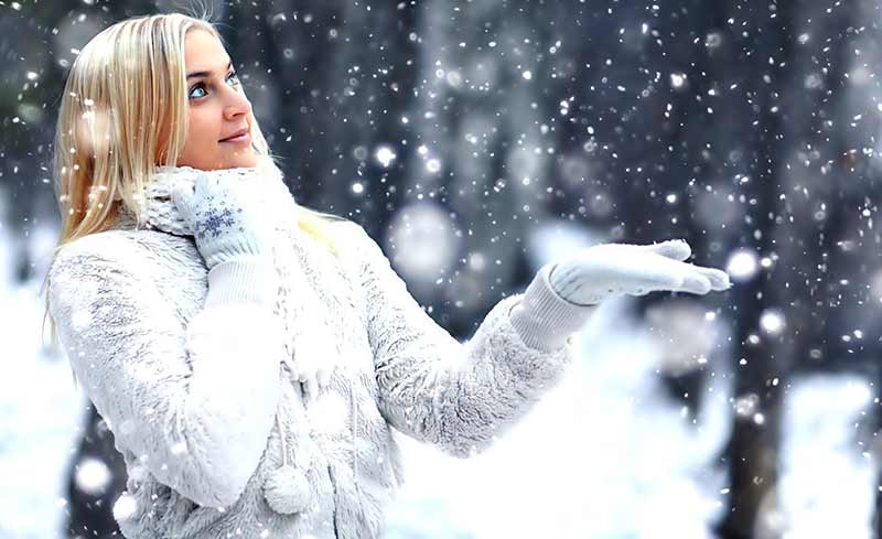 Karın yansıtıcılığı o kadar yüksektir ki, uzun süre karlı yüzeye bakmak geçici körlüğe dahi neden olabiliyor.