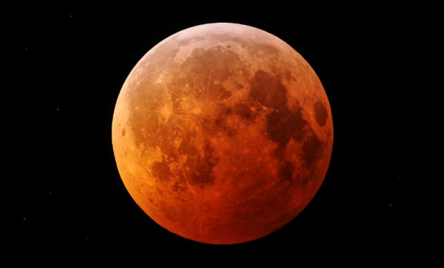 Tam Ay Tutulması