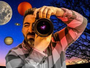 Astrofotoğrafçılarımız: Mehmet ERGÜN