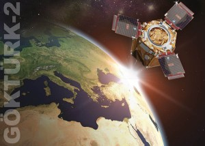 Göktürk-2 Uydumuz, 7'inci Yaşını Kutluyor!