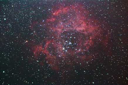 Rosetta Nebulası