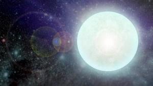 Bir Beyaz Cüce Yıldız Nasıl Oluşur?