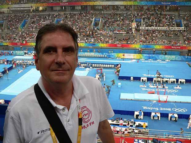 Aurel Ratiu, Pekingi Nyári Olimpia,2008
