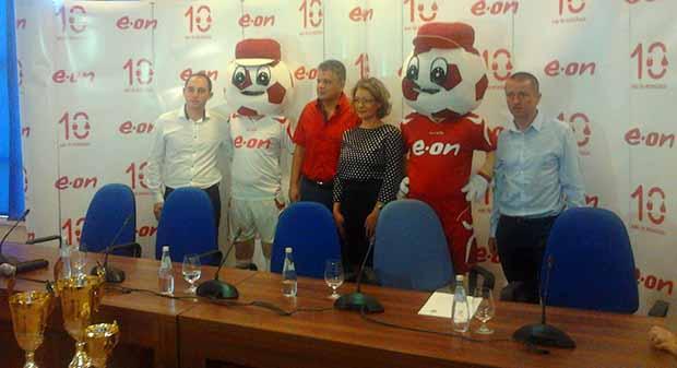 Eon Kinder 2015.