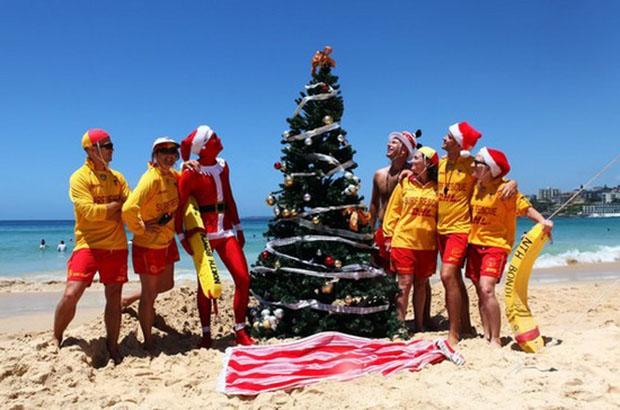 Karácsony Ausztrália