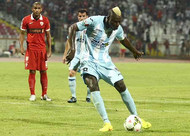 Ousmane N'Doye rateaza un penalty