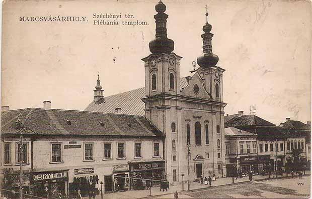 Római katolikus plébánia - 1909
