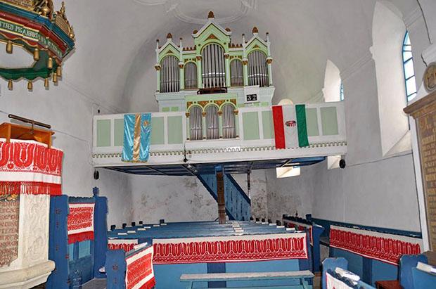 Rhédey templom (8)