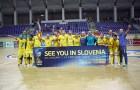Románia teremlabdarúgó-válogatottja negyedszer jutott ki az Eb-re