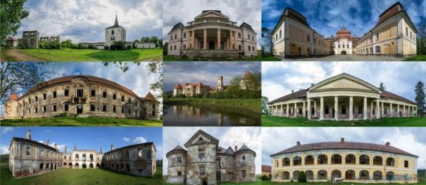 Transilvanian Castles