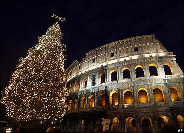 karacsony Olaszország
