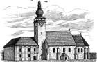 A Mindenszentek tiszteletére épített templom