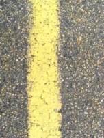 ligne jaune