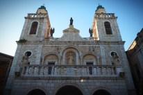 Eglise de Cana, lieu du premier miracle du Christ.