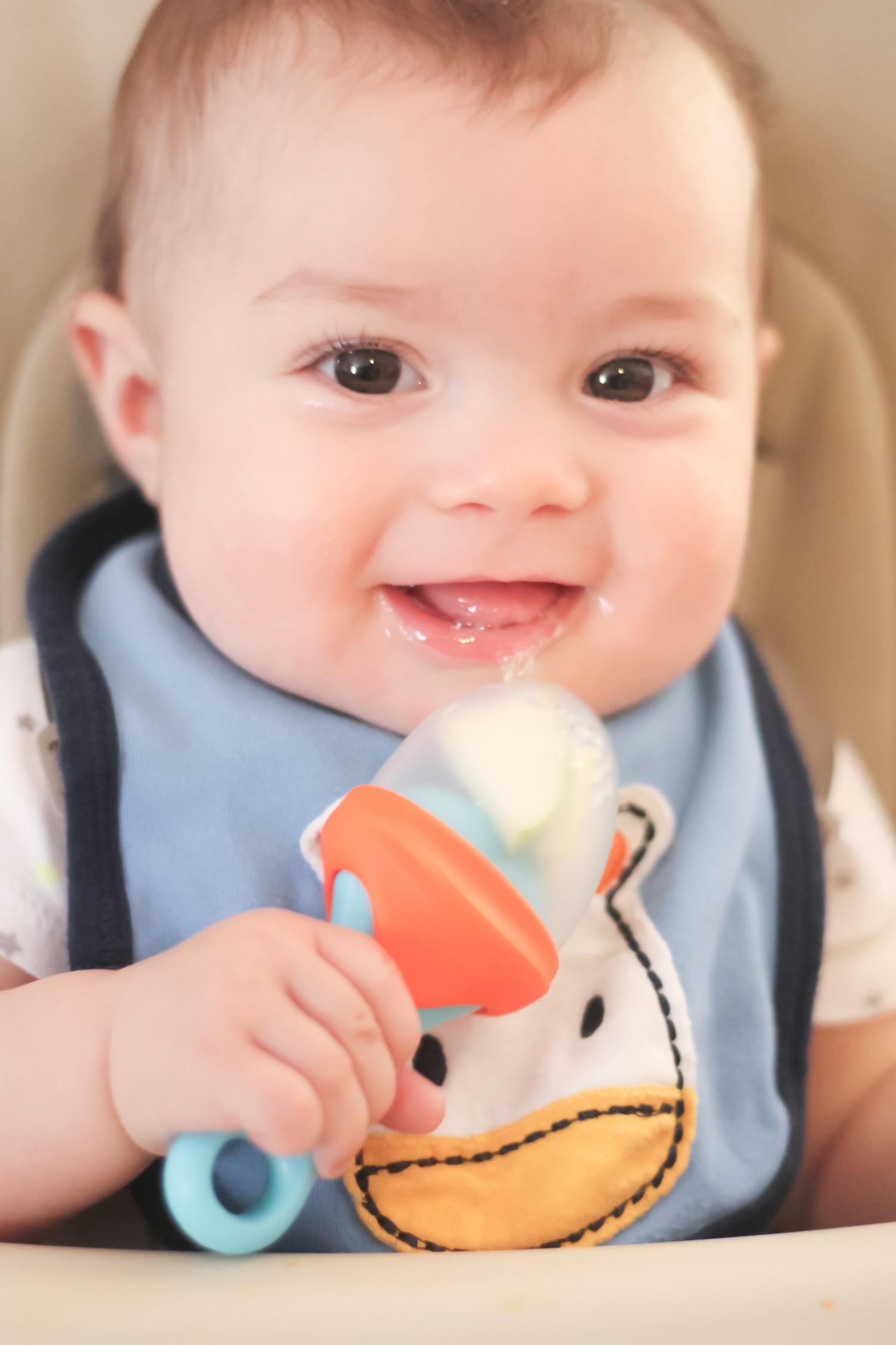 Using Frozen Breast Milk To Make Baby Food