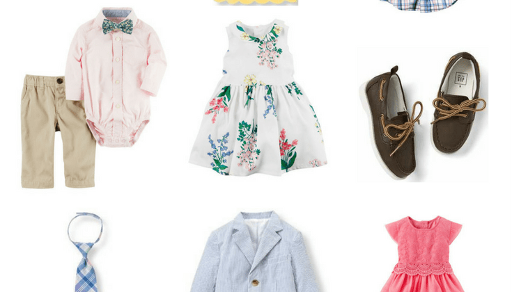 Easter Styles for Kids