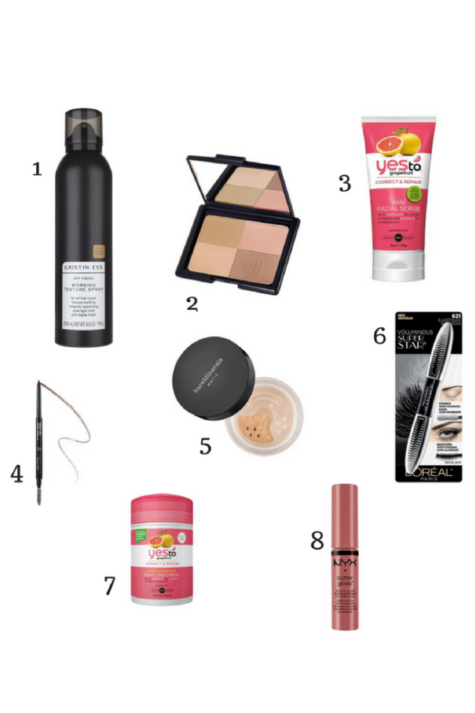 91d9ff2c766 Current Beauty Favorites - Kozy and Co