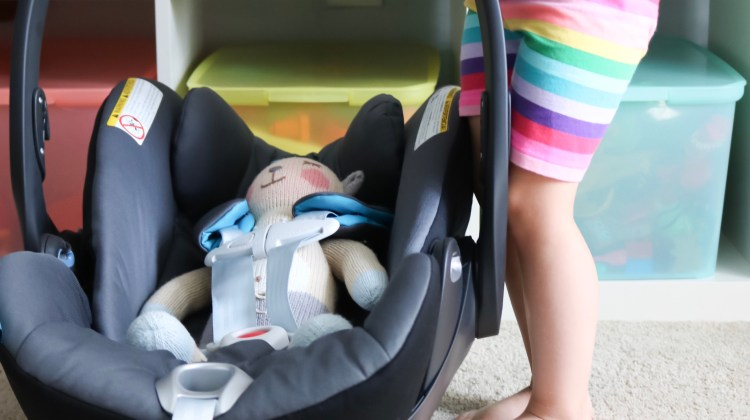 Where Style and Safety Meet | Why We Love the Cybex Cloud Q Infant Carseat