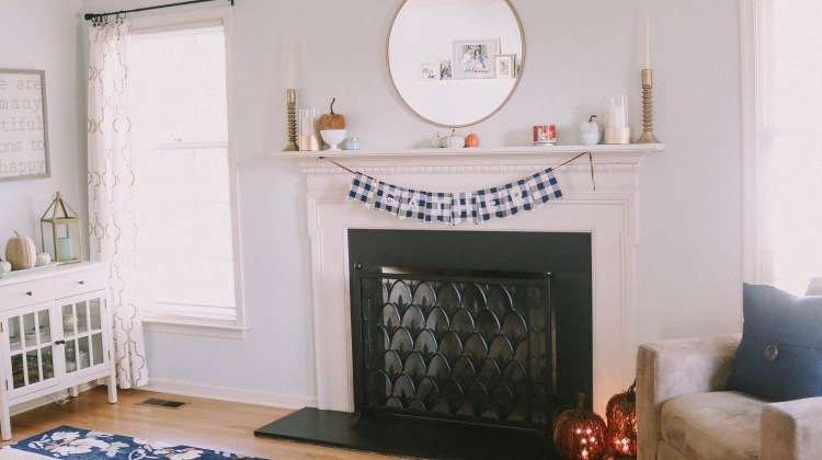 Autumn at the Magnolia House | A Fall Home Tour