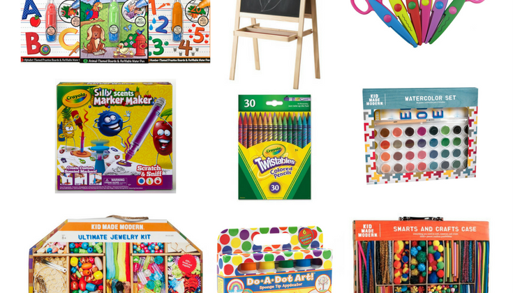 Gift Ideas for the Creative Child