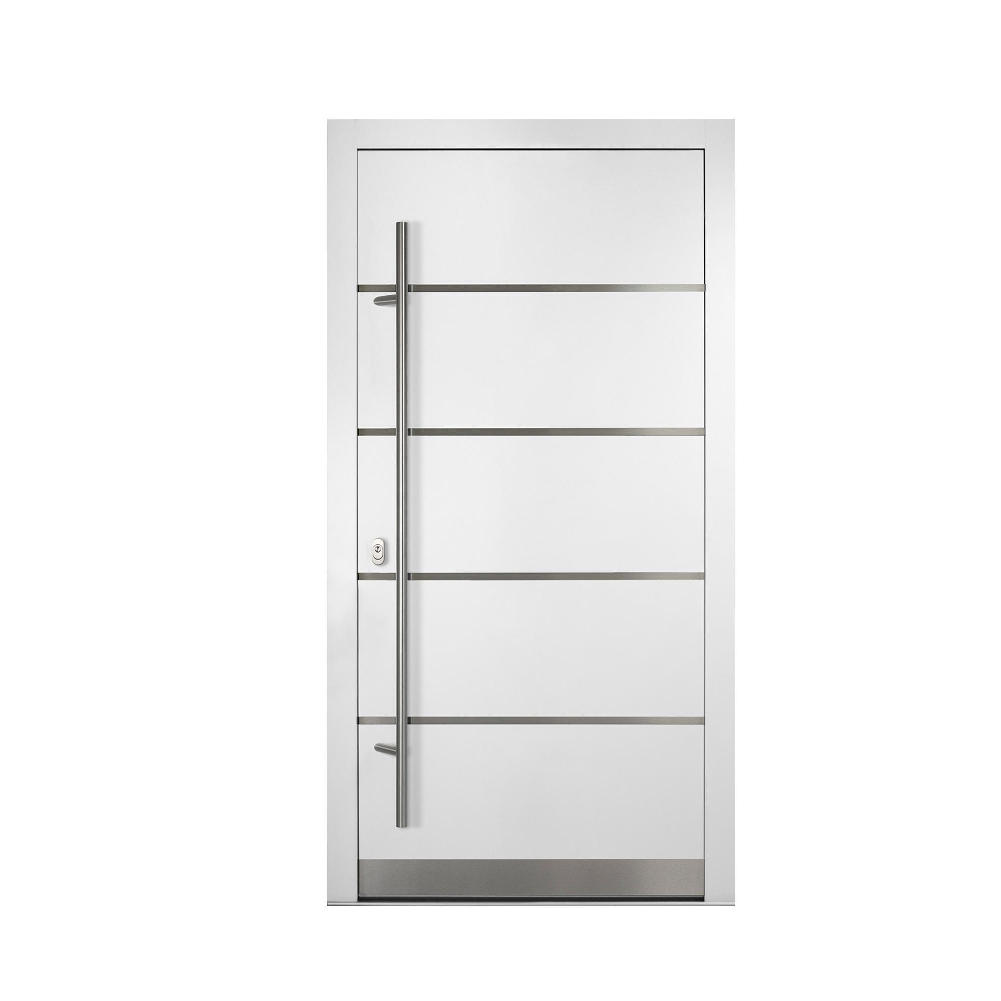 Kuporta Aluminium Haustur Gunstig Kaufen