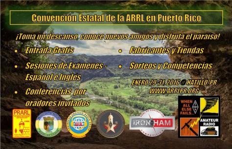 CARD1a - ARRL PR STATE CONVENTION