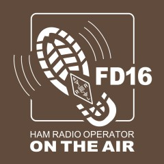 2016 Field Day Logo - ARRL FIELD DAY 2016