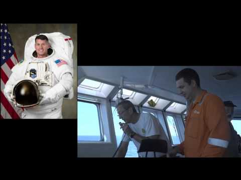 0 3 - Amateur Radio Links Search for Amelia Earhart's Plane with ISS Crew, Classroom