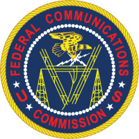 FCC Logo Color 3 - Multan a proveedores de internet por interferir con radar Doppler de FAA