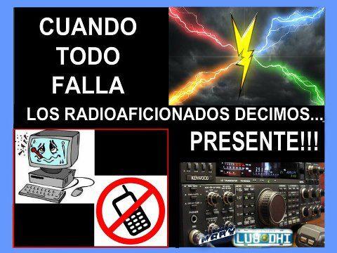 cuando todo falla radioaficionados 2 - Que son los Radioaficionados?