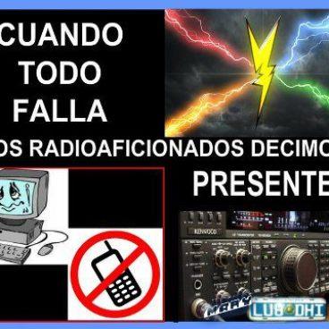 cuando todo falla radioaficionados 2 300x300 - Que son los Radioaficionados?