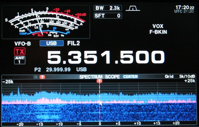 Radioaficionados en Indonesia consiguen nuevas bandas, KP3AV Systems